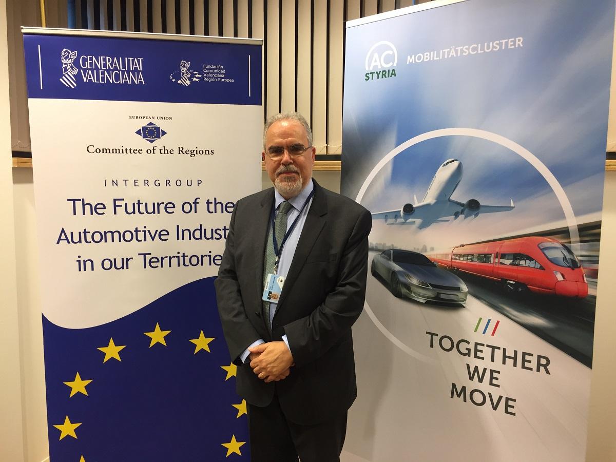 Viana do Castelo aderiu ao Grupo Inter-regional sobre o Futuro da Indústria Automóvel do Comité das Regiões