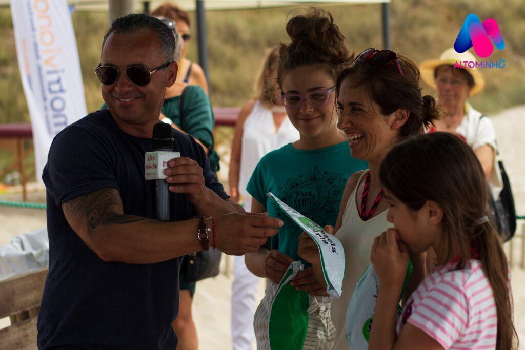 Tour +Verão 2018: Praia da Amorosa – Chafé Viana do Castelo