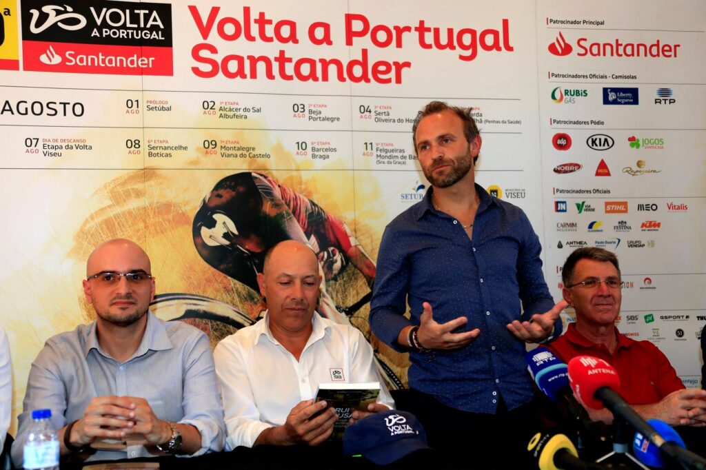 Livro sobre os 20 anos de Rui Sousa no ciclismo chega às livrarias a 04 de setembro