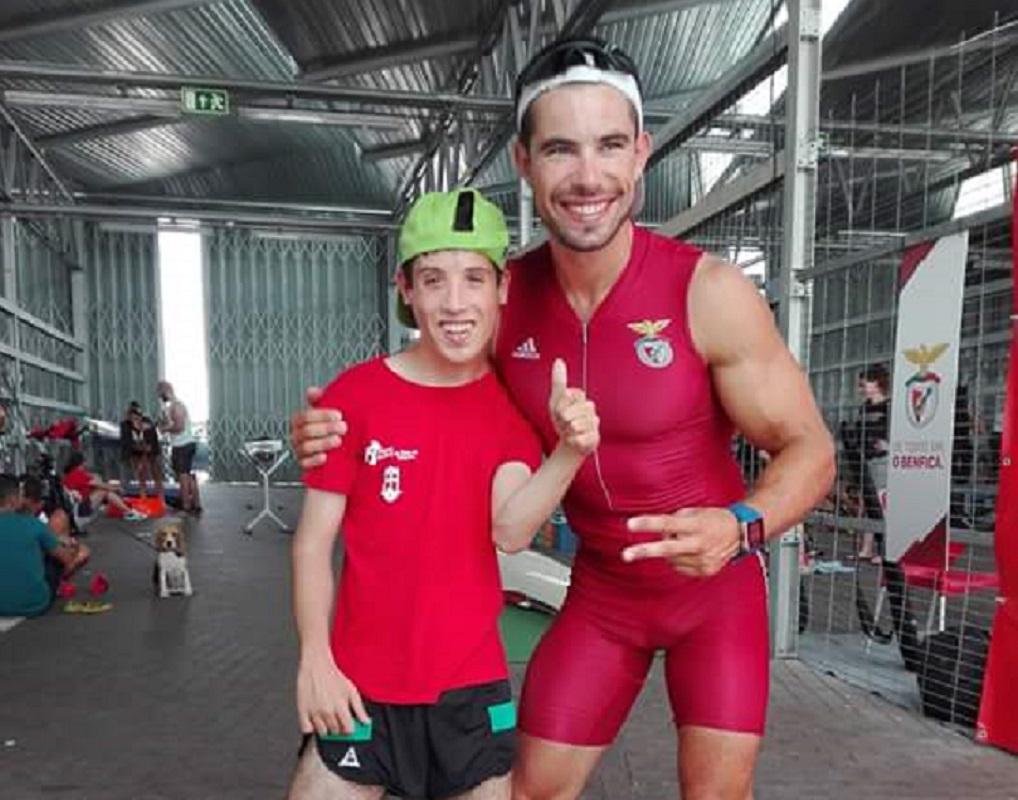 Octávio Cerqueira sagra-se campeão nacional de paracanoagem KS1