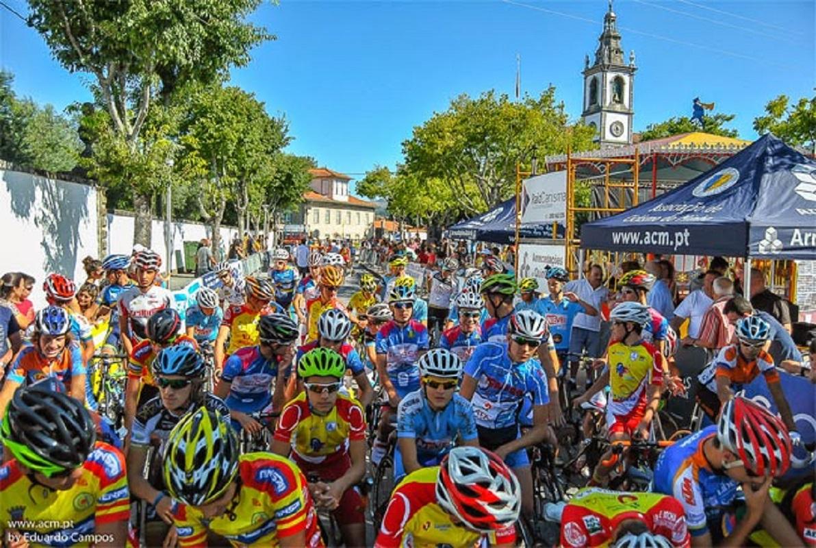 Circuito de Santa Marta de Portuzelo, em ciclismo, disputa-se dia 15