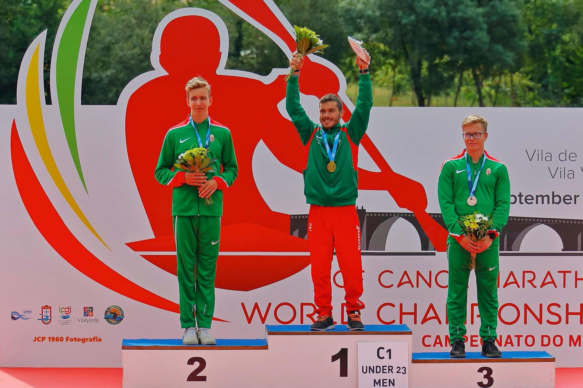 Título de Campeão Mundial de Sérgio Maciel foi o único conquistado pela seleção lusa na Vila de Prado