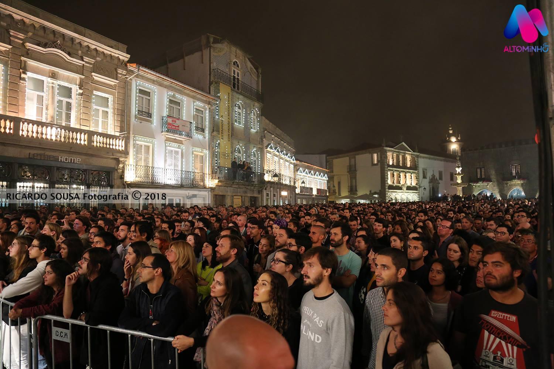 Mais de 50 mil pessoas assistiram aos 28 concertos do Viana Bate Forte