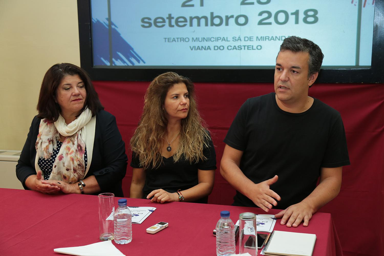Cerca de 50 atores amores no primeiro Festival Transfronteiriço de Viana