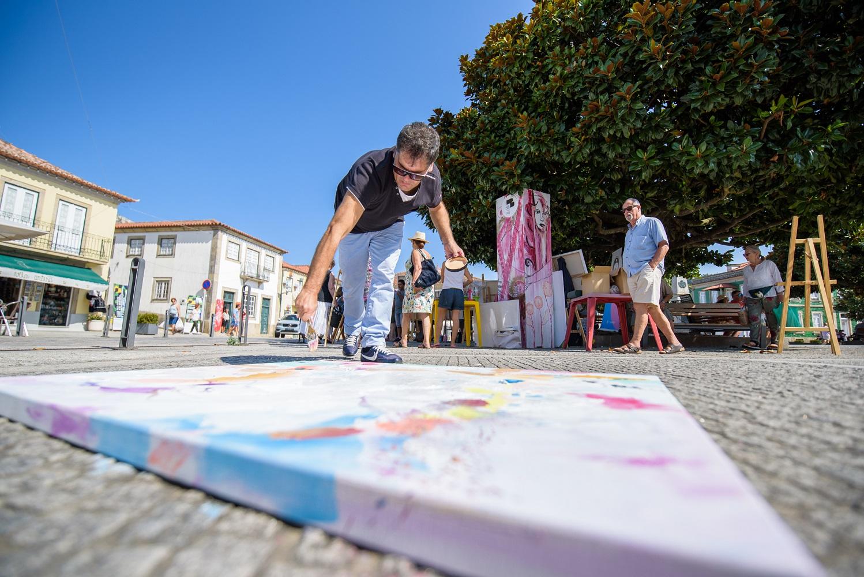 Bienal de Arte de Cerveira promove jantar leilão a favor da maternidade de Viana