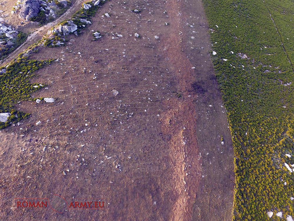 """Acampamento militar romano """"mais antigo"""" da Galiza vai valorizar turismo de Manzaneda"""