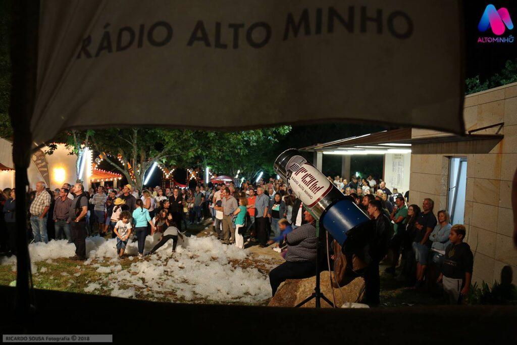Viana em Movimento – Areosa: Festa do Mel