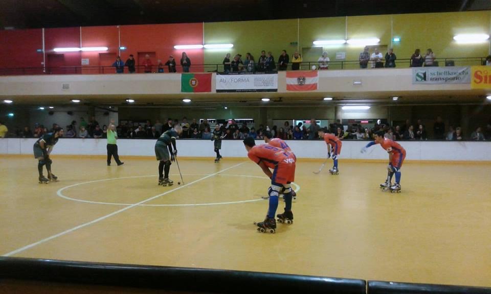 Hoquei em patins: Juventude de Viana vence Dornbirn na Áustria em jogo da WS Europe