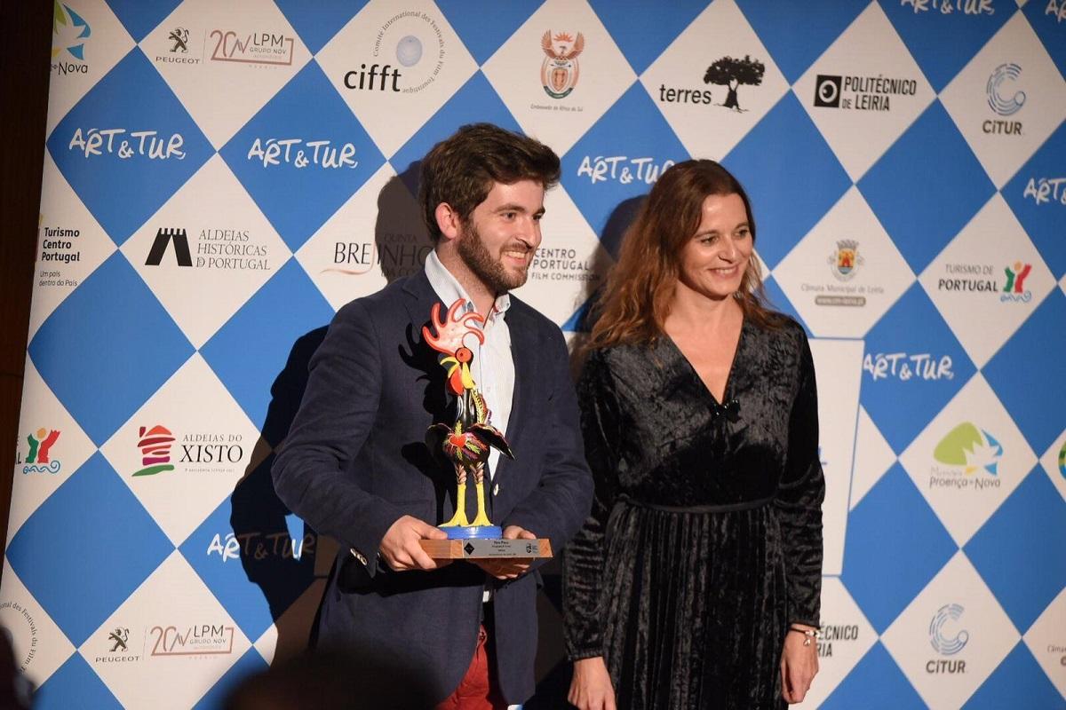 """Documentário """"Herança"""" de Flávio Cruz venceu prémio em festival internacional"""