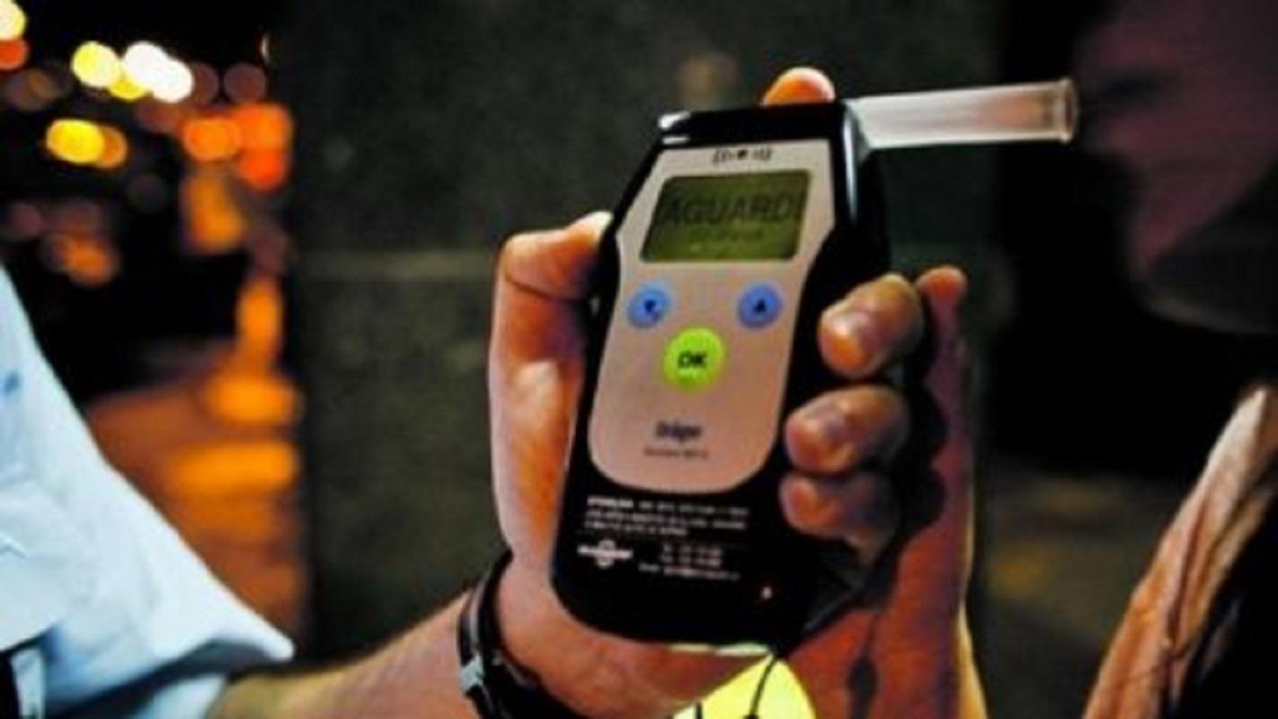 GNR detém oito pessoas por condução sob o efeito do álcool