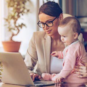 Crianças herdam a inteligência das mães e não a dos pais