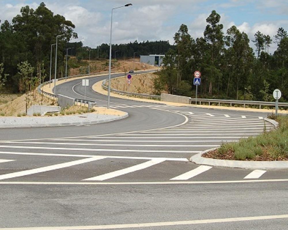 Infraestruturas de Portugal avança com melhoria dos acessos ao Parque Empresarial de Lanheses