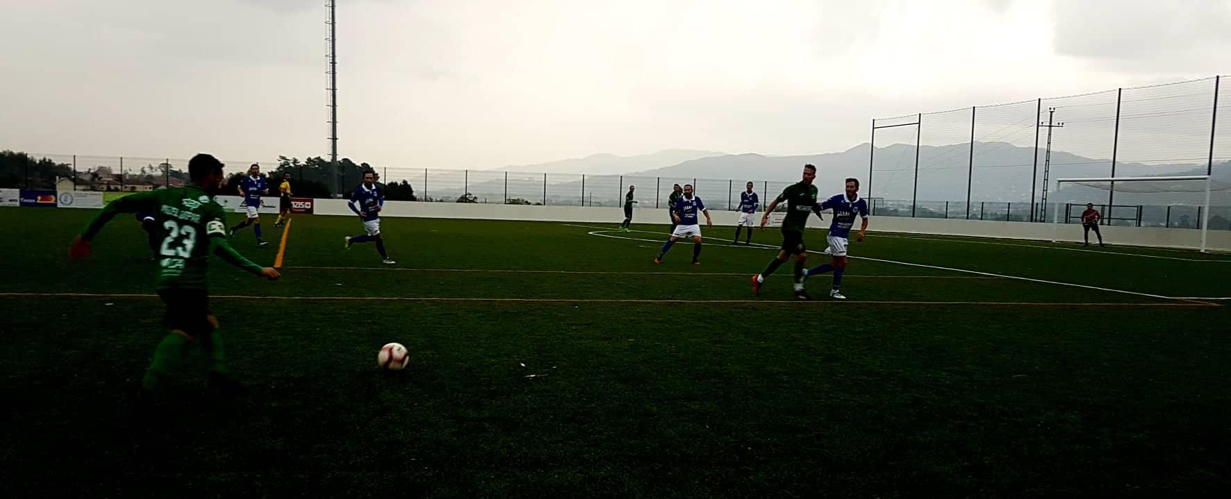 Futebol distrital: Empates de Vianense e Ponte da Barca deixam tudo na mesma na frente do campeonato