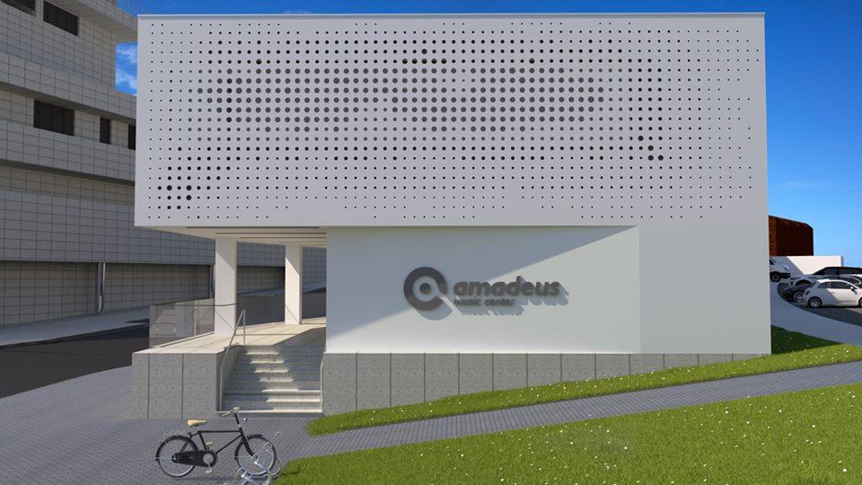 Investimento de 1 ME cria em Viana espaço dedicado à música