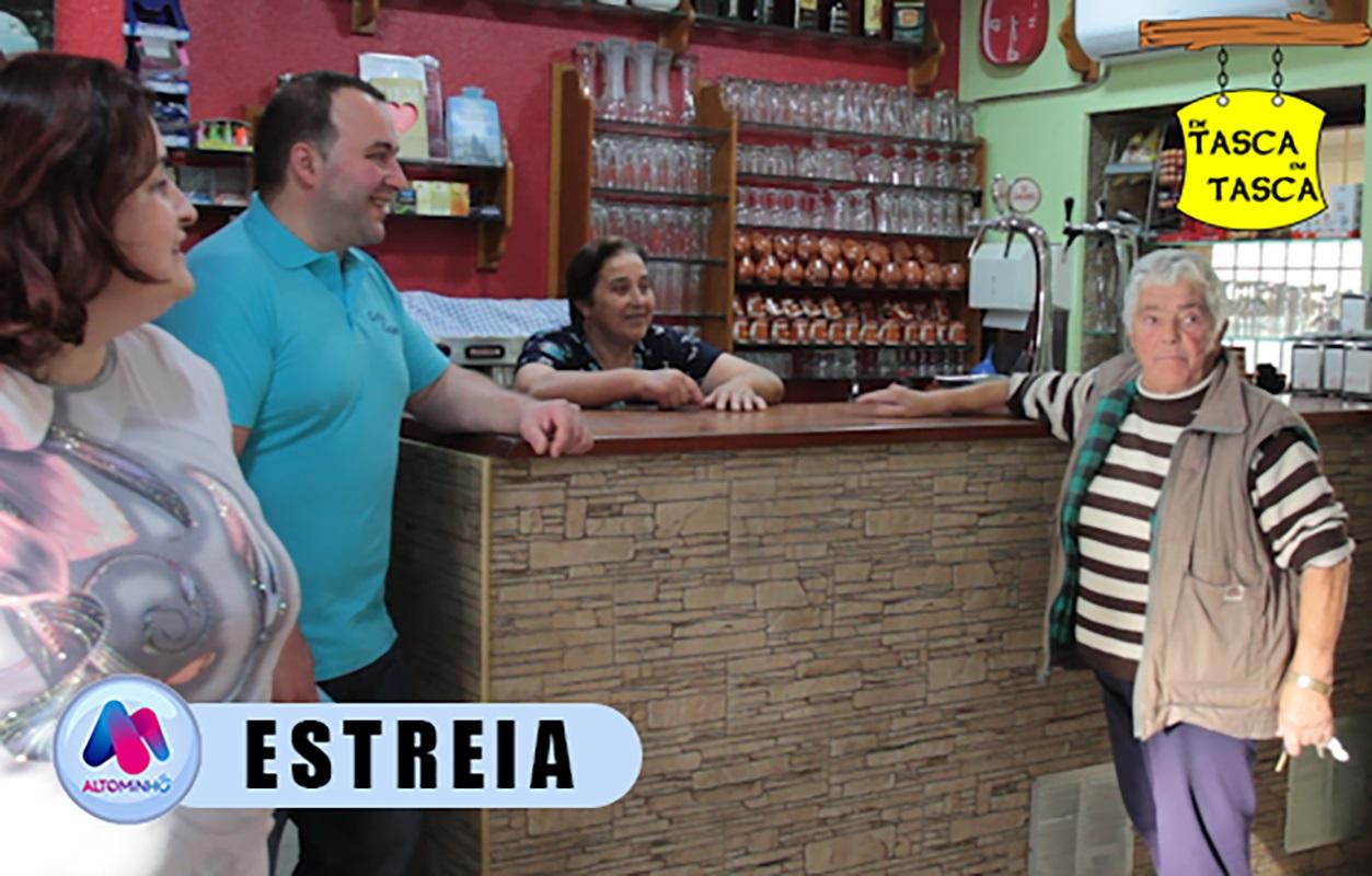 """Rádio Alto Minho estreia programa """"De Tasca em Tasca"""""""