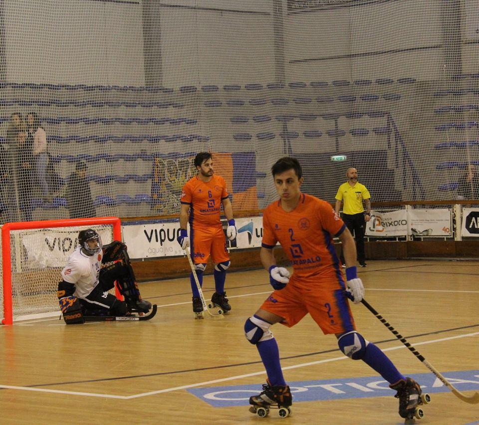 Hóquei em patins: Juventude de Viana consegue difícil vitória na casa do Oeiras