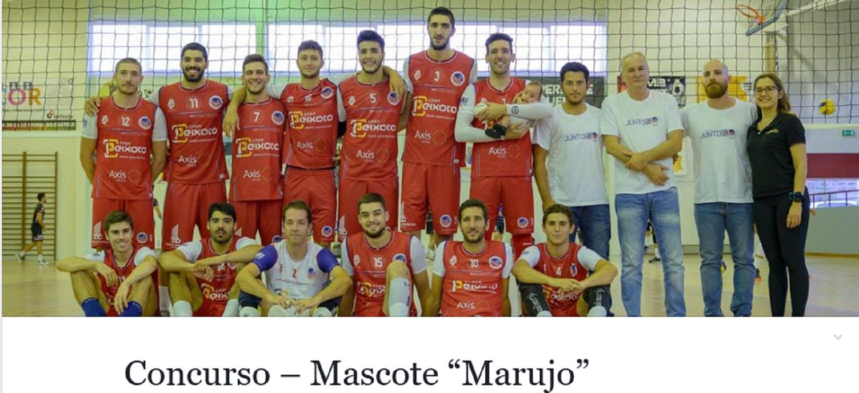 Voleibol Clube de Viana desafia atletas a criarem mascote do clube
