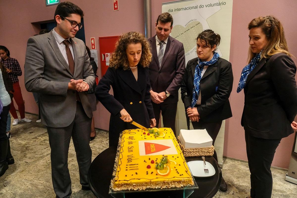 Voluntários de Viana do Castelo reconhecidos pela Câmara Municipal