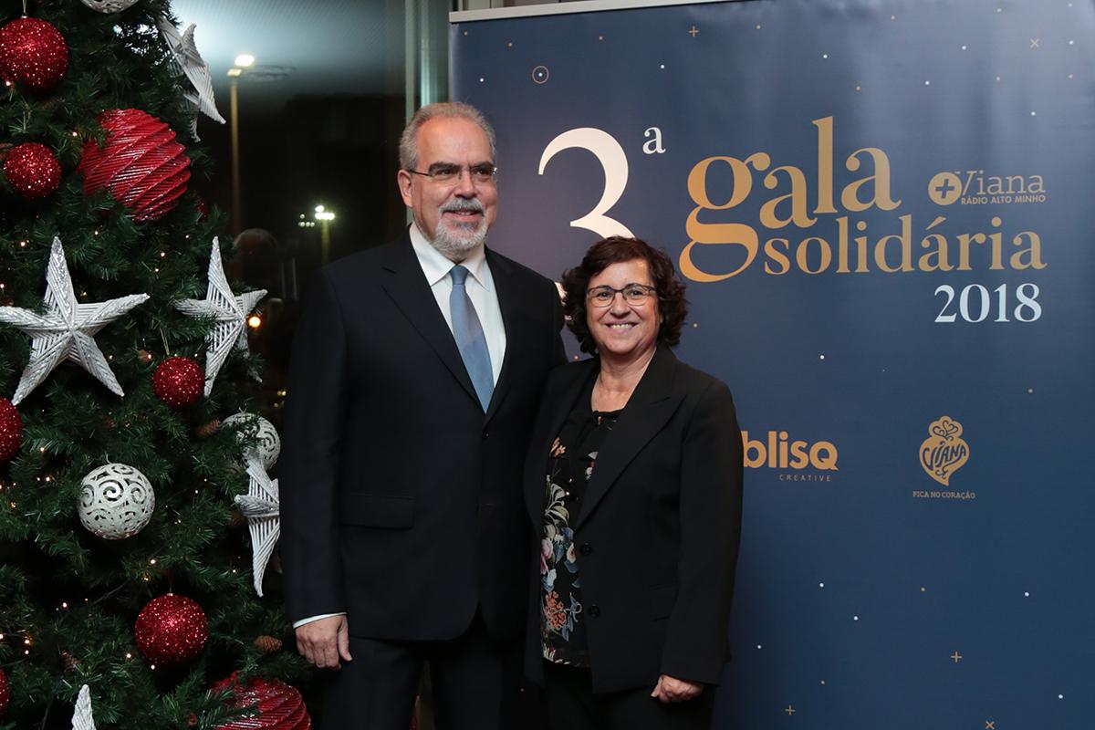 José Maria Costa elogia participação de empresários de Viana na III Gala Solidária