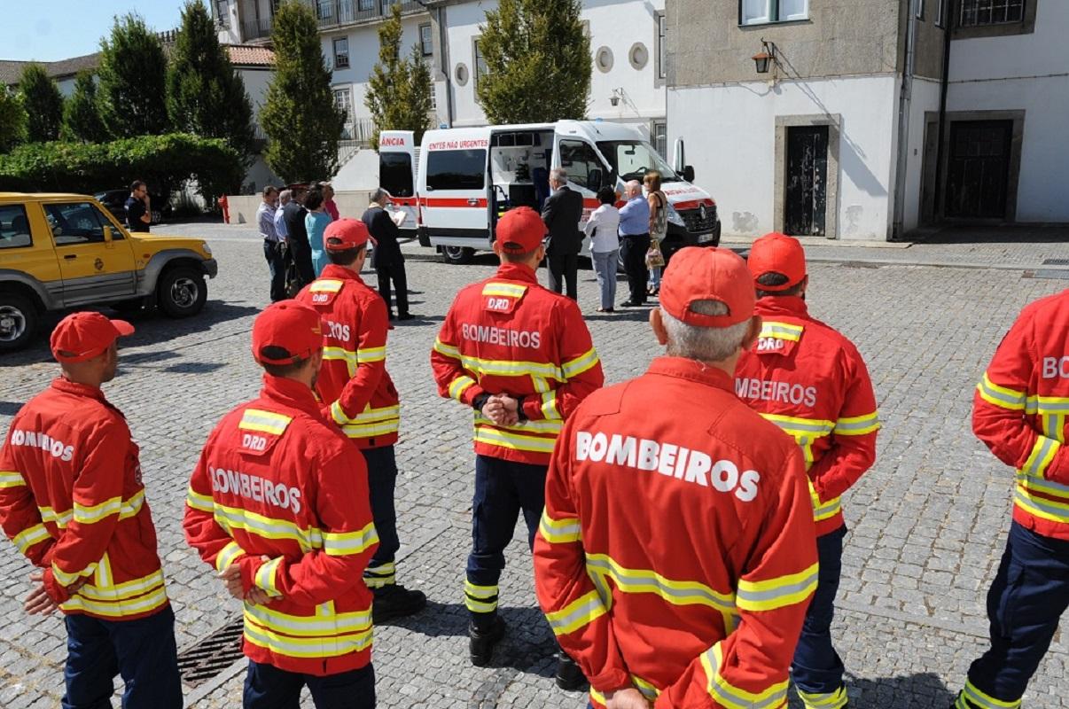 Bombeiros Voluntários batem com a porta e deixam Autoridade Nacional da Proteção Civil