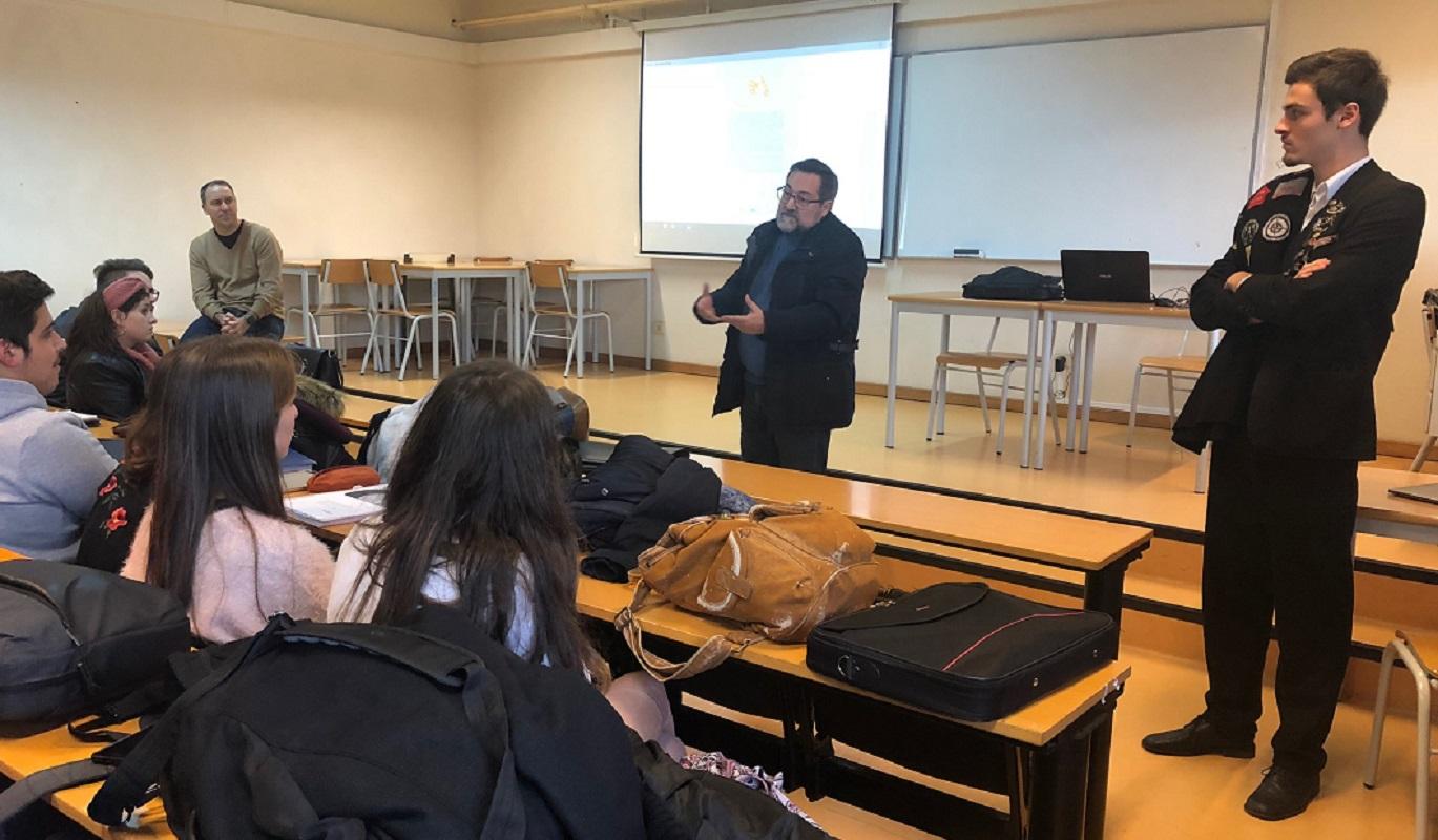 """Associação de estudantes ESTG lançam projeto solidário """"Sonhos de Palmo e Meio"""""""