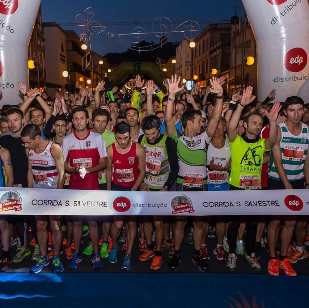 Cerca de 1.200 atletas na 6ª corrida de São Silvestre EDP Distribuição, em Viana