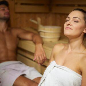 Frequentar a sauna melhora o humor