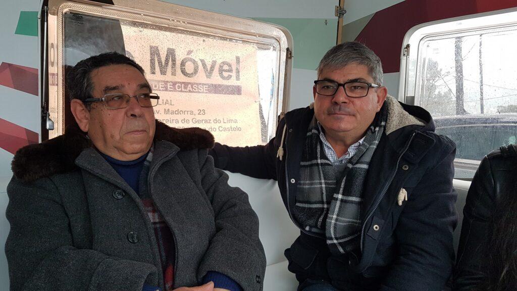 Viana em Movimento: União das Freguesias de Geraz do Lima e Deão