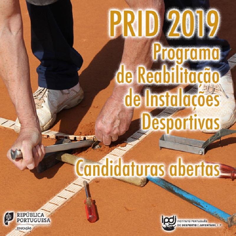 Abertas candidaturas a programa de requalificação de infraestruturas desportivas