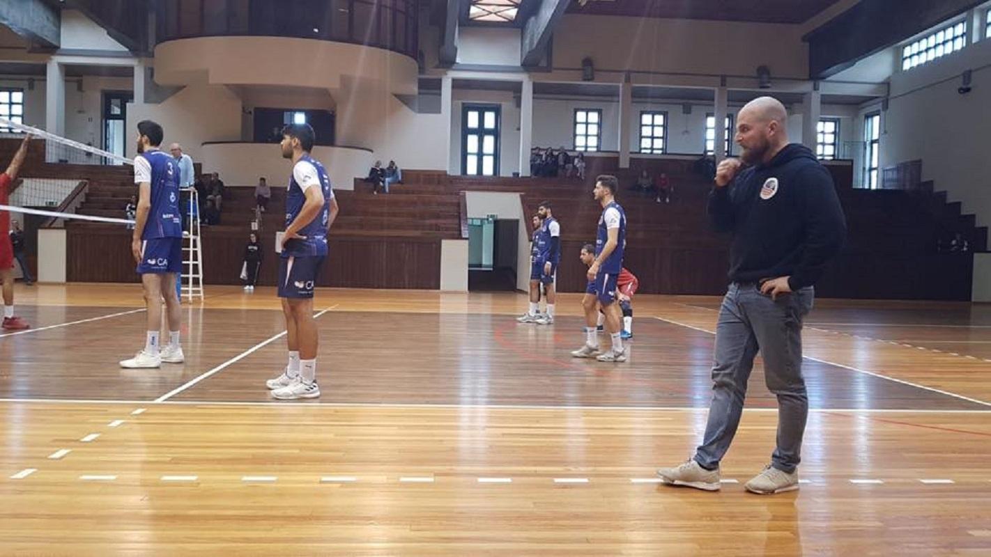 VCV soma nova vitória nos Açores ao vencer Clube K por 3-0