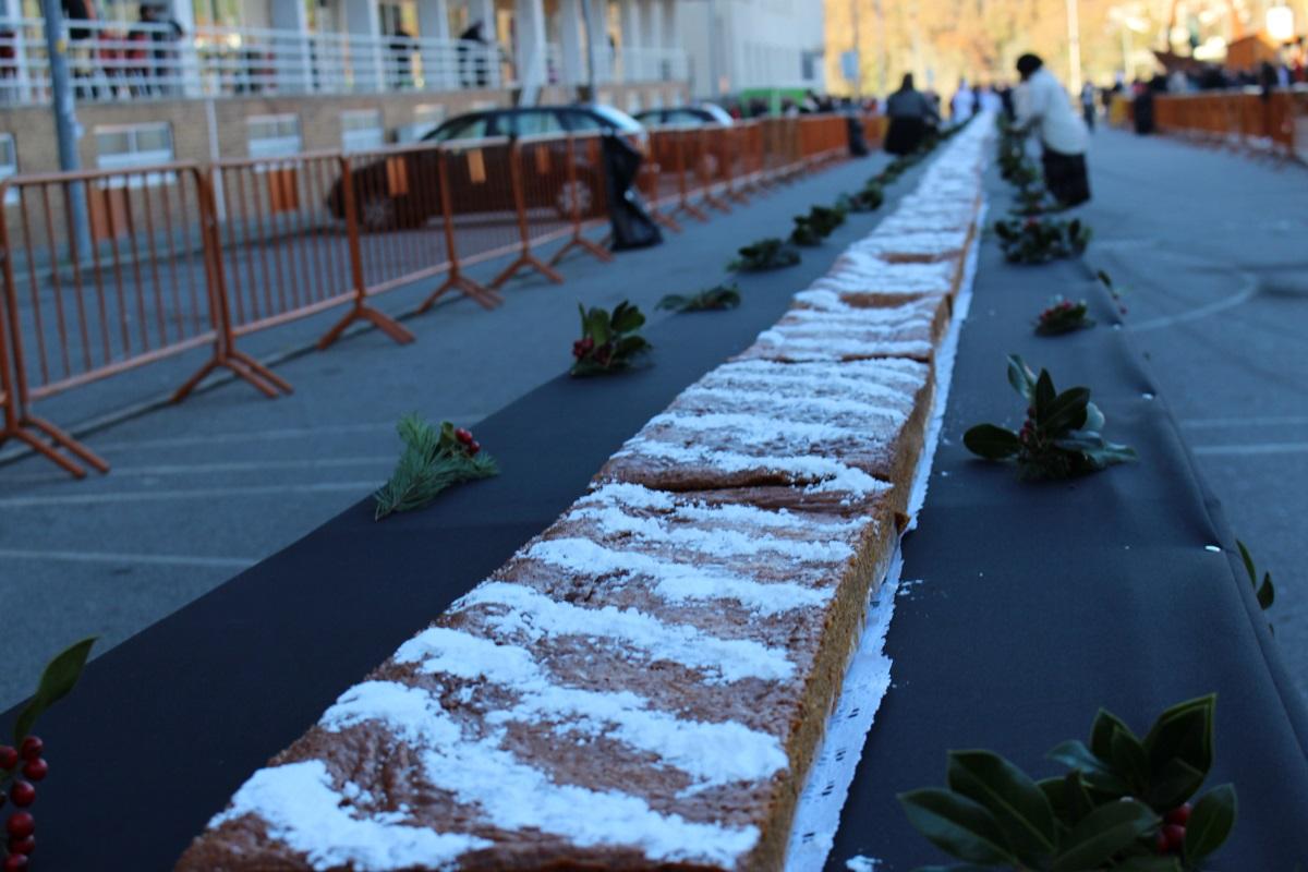 Maior bolo de mel de Portugal é no domingo em Ponte da Barca