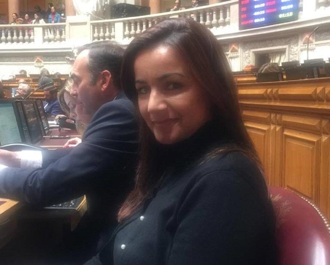 Liliana Silva assumiu funções de deputada do PSD pelo círculo de Viana do Castelo