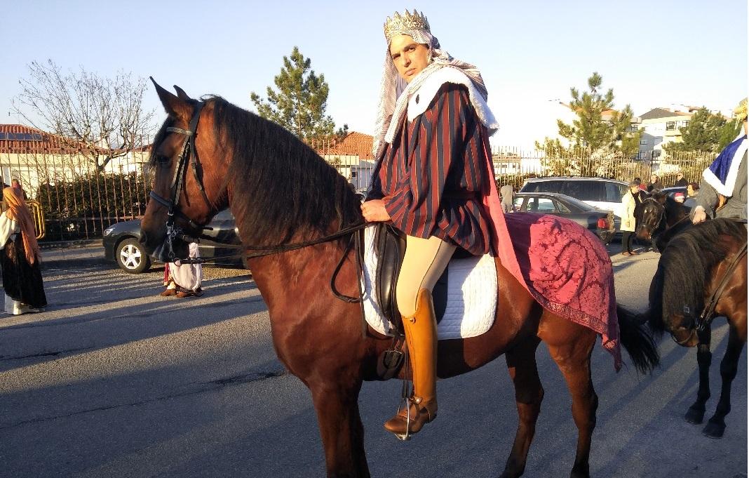"""Escola Carteado Mena promoveu """"Chegada dos Reis Magos – Encontro dos Povos"""""""