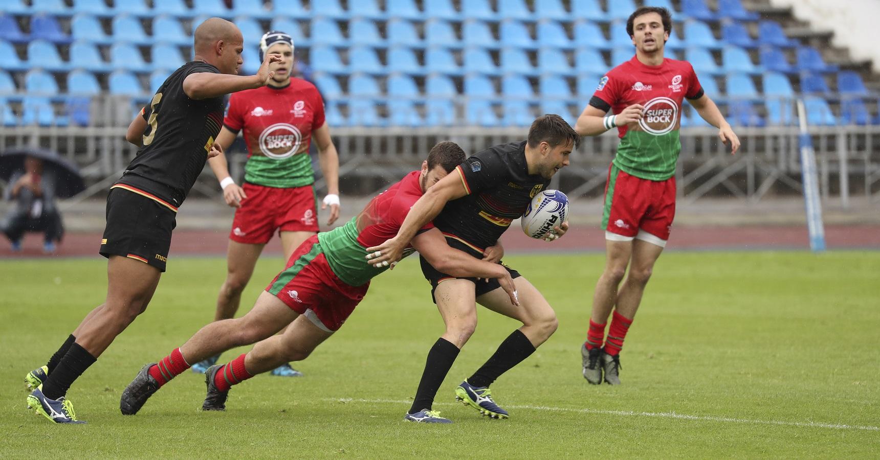 Arcos de Valdevez recebe 1º encontro de rugby entre seleções de Portugal e Galiza