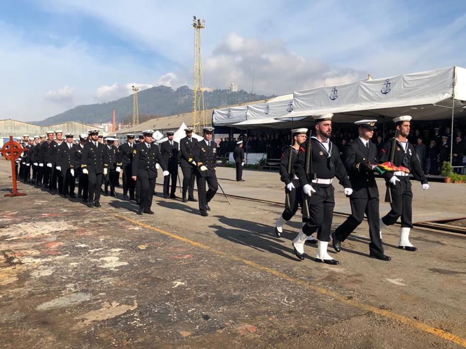 Advinha do ministro da Defesa traz para estaleiros de Viana construção dos novos patrulhas para a Marinha