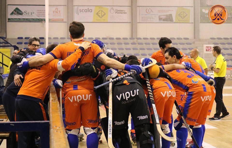 Hóquei em patins: Juventude de Viana perde com o ultimo classificado do campeonato
