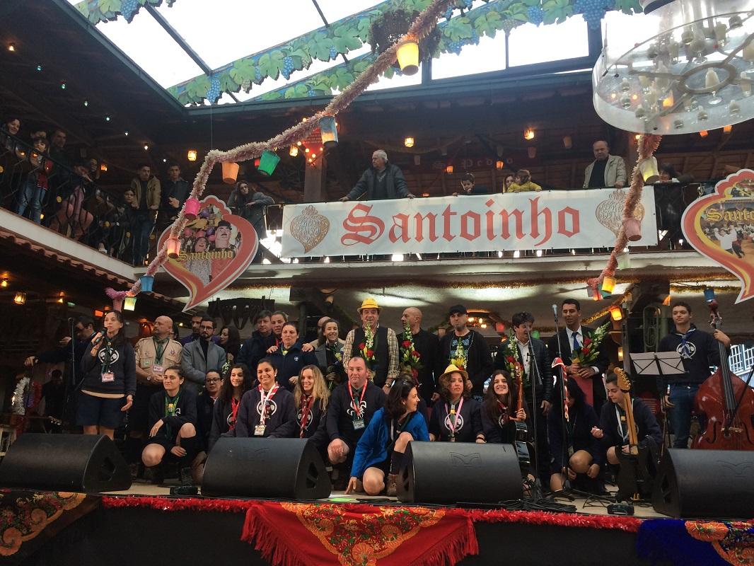 Cerca de mil pessoas marcam presença no concerto solidário a favor do centro escutista de Viana