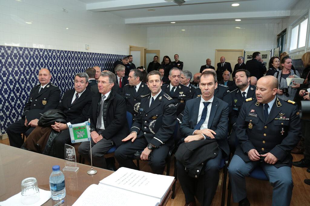 """Novo comandante da PSP de Viana está preparado para as festas da cidade mas """"sem agonia"""""""