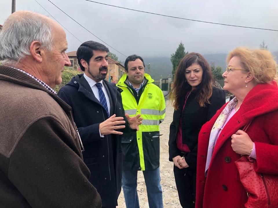 Embaixadora da Finlândia desafiou Miguel Alves a apostar na produção de biomassa