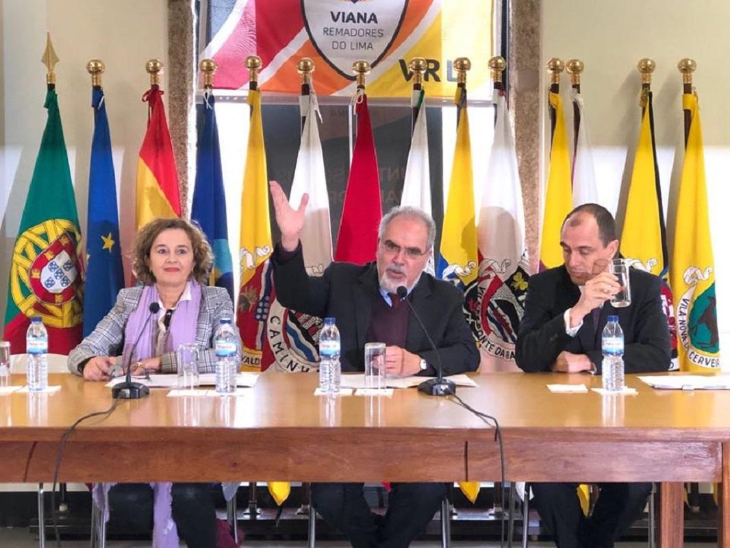Viana acolhe laboratório transfronteiriço que quer aplicar empreendedorismo à responsabilidade social das empresas