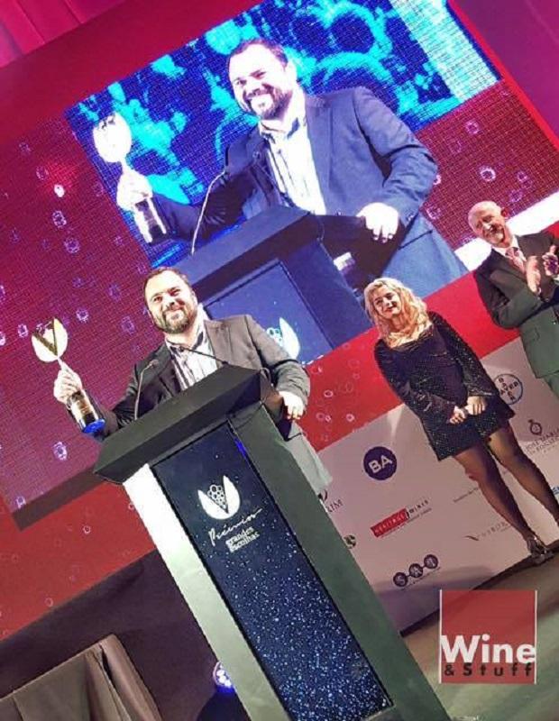 Produtor de Alvarinhos de Monção e Melgaço reconhecido com o troféu Produtor Revelação 2018
