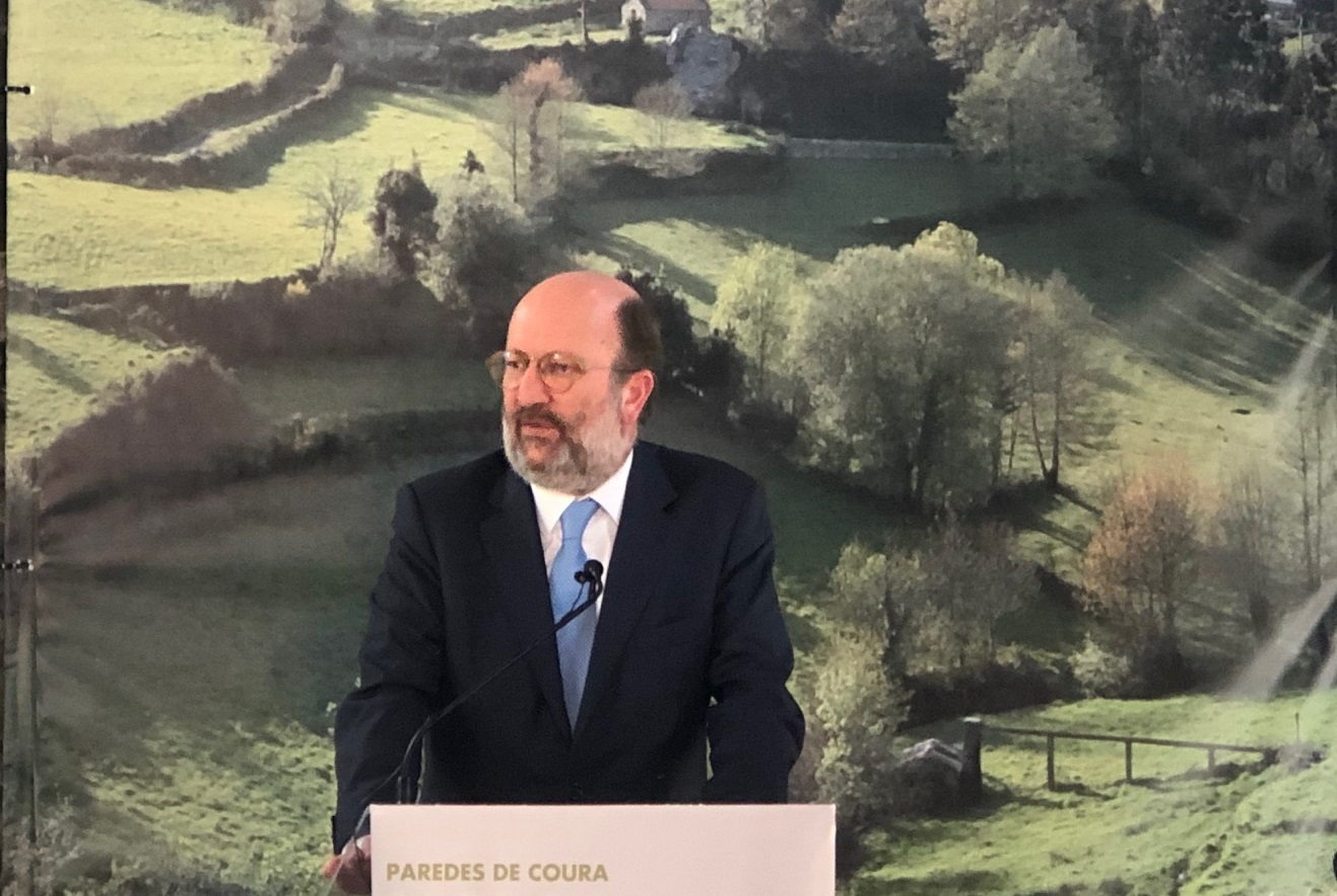 """Ministro do Ambiente diz que Paredes de Coura é """"exemplo"""" na proteção da Biodiversidade"""