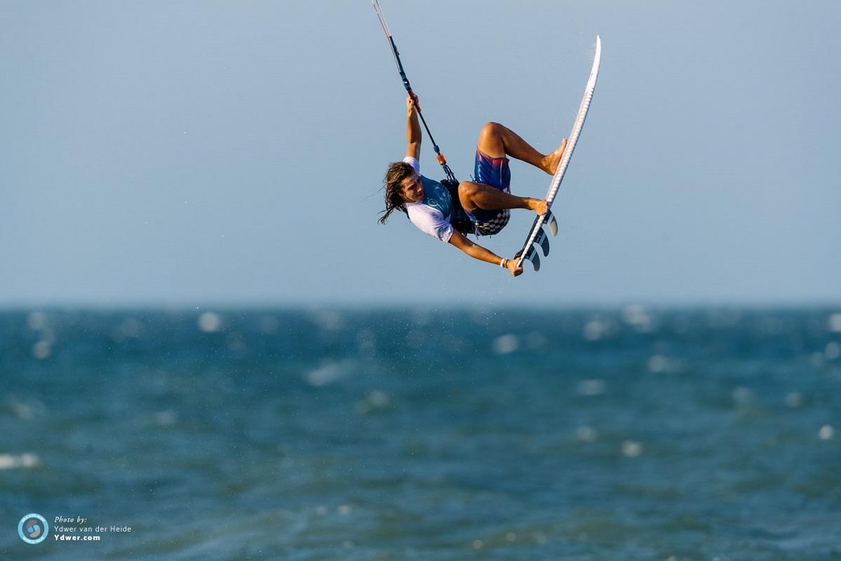 Atleta vianense presente no  Campeonato do Mundo de Kitesurf, em Cabo Verde