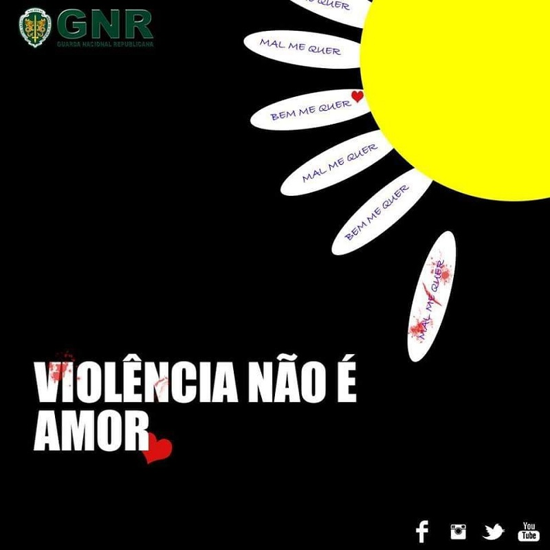 GNR  realiza a partir de hoje ações de sensibilização contra a violência