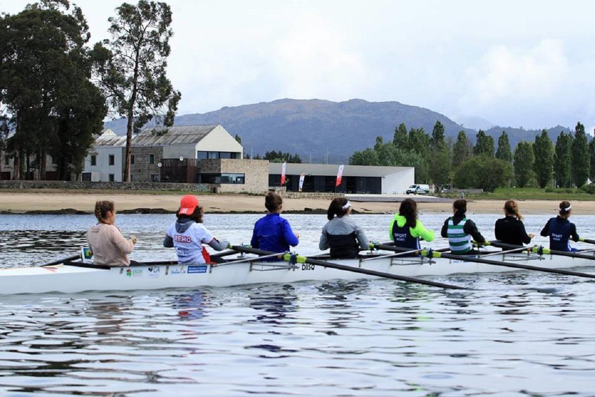 Viana do Castelo recebe 70 atletas para Encontro Nacional de Remo Feminino