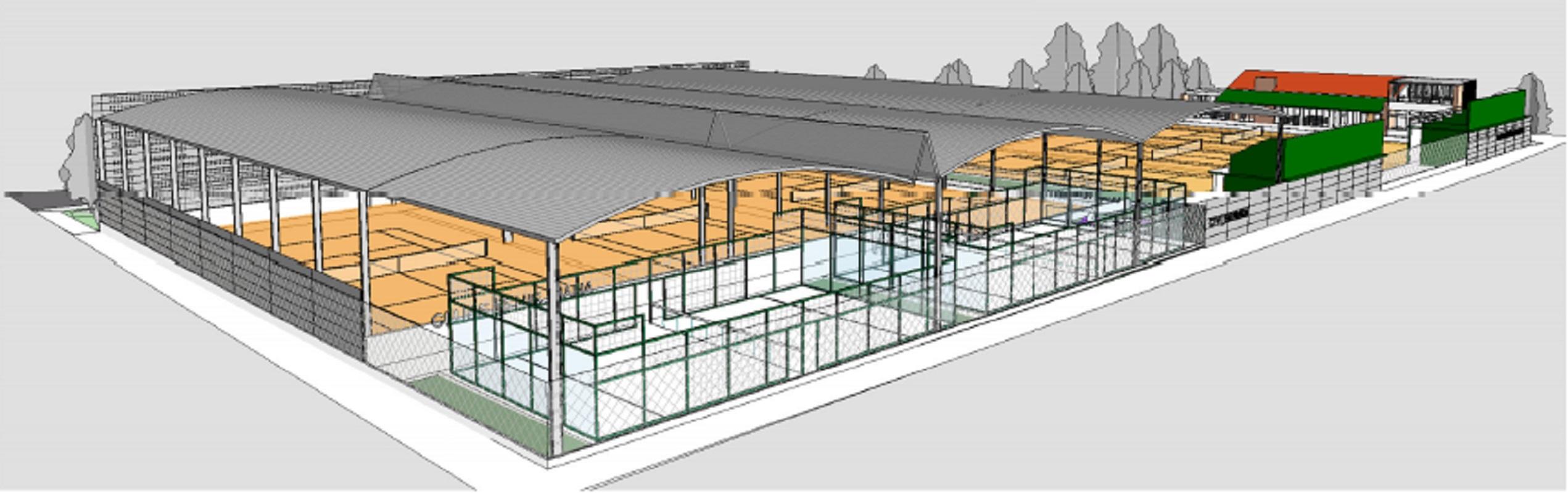 Viana vai ter Padel Center a partir de abril