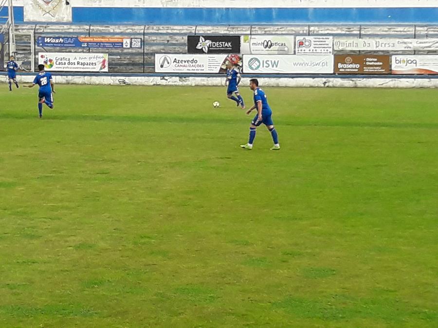 Futebol distrital: SC Vianense perde em Lanheses e deixa o Cerveira sozinho na liderança