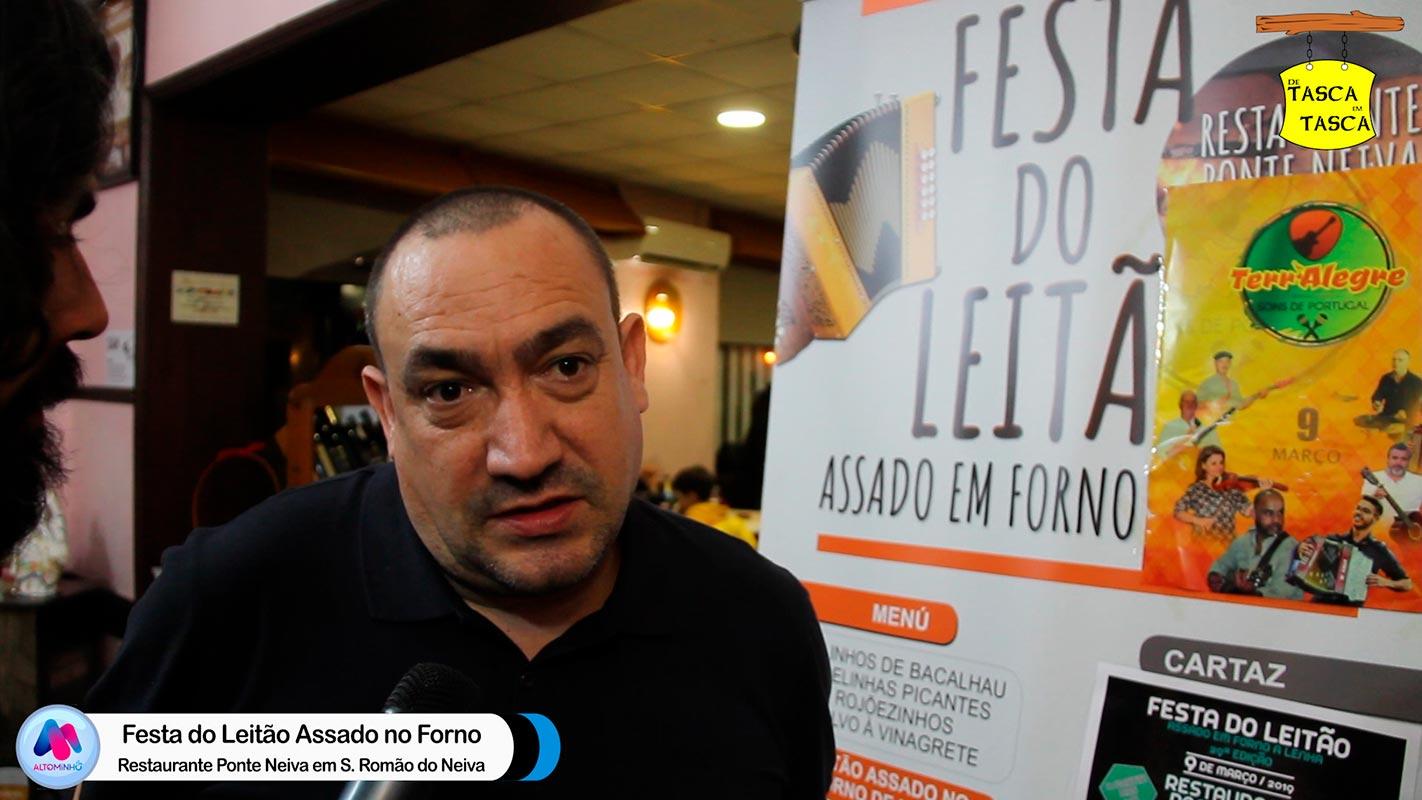"""De Tasca em Tasca: Festa do Leitão no """"Ponte Neiva"""" (Ep.10)"""