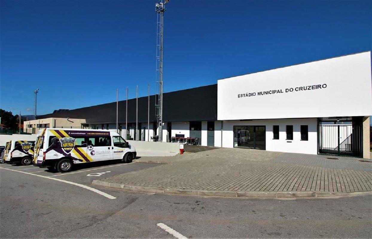 Obras de 650 mil euros no campo do Cruzeiro inauguradas hoje no dia de Ponte de Lima
