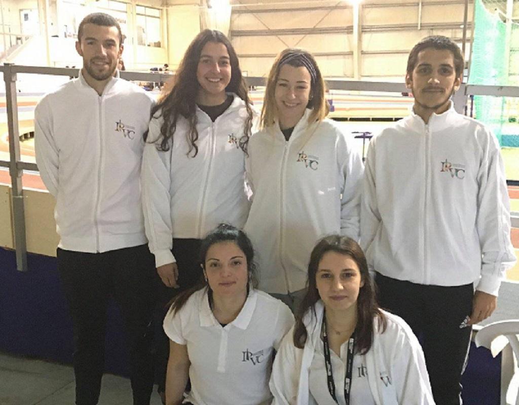 Atletas do IPVC arrecadam prata e bronze nos campeonatos universitários de atletismo de pista coberta